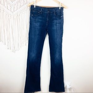 Citizens of Humanity • Distressed Flare Jeans